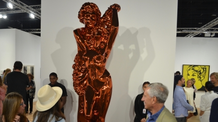Art Basel Miami Beach Opens With