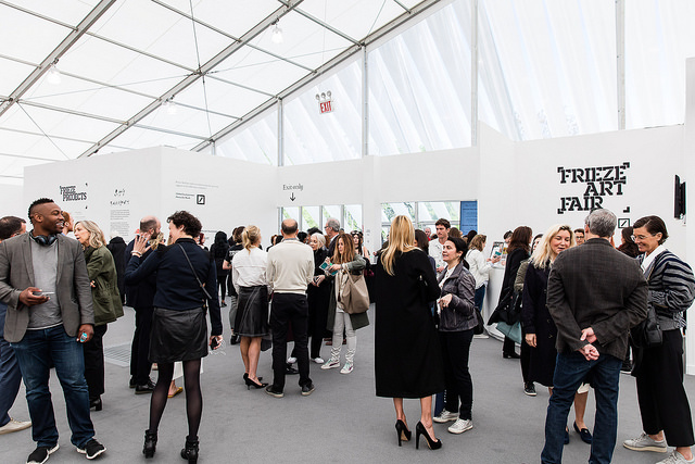 Frieze Names Curators of Themed Sections at 2019 New York Fair