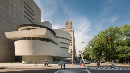 Guggenheim Museum Expand Open Hours, With