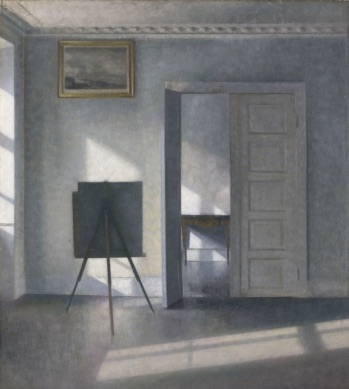 Getty Museum Acquires Vilhelm Hammershøi Painting