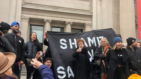 The Year Protest: From the Met