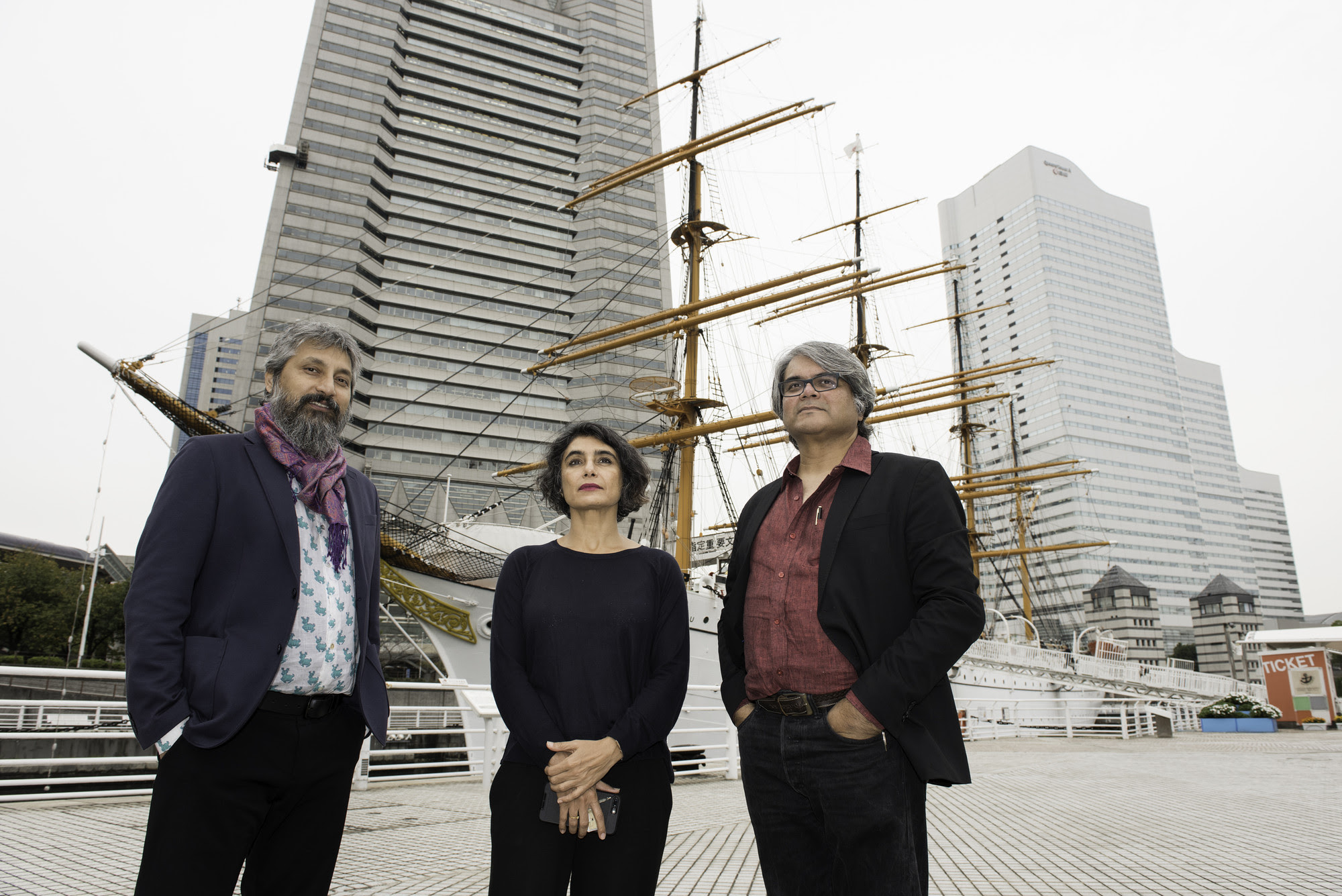 Raqs Media Collective Named Artistic Director of 2020 Yokohama Triennale