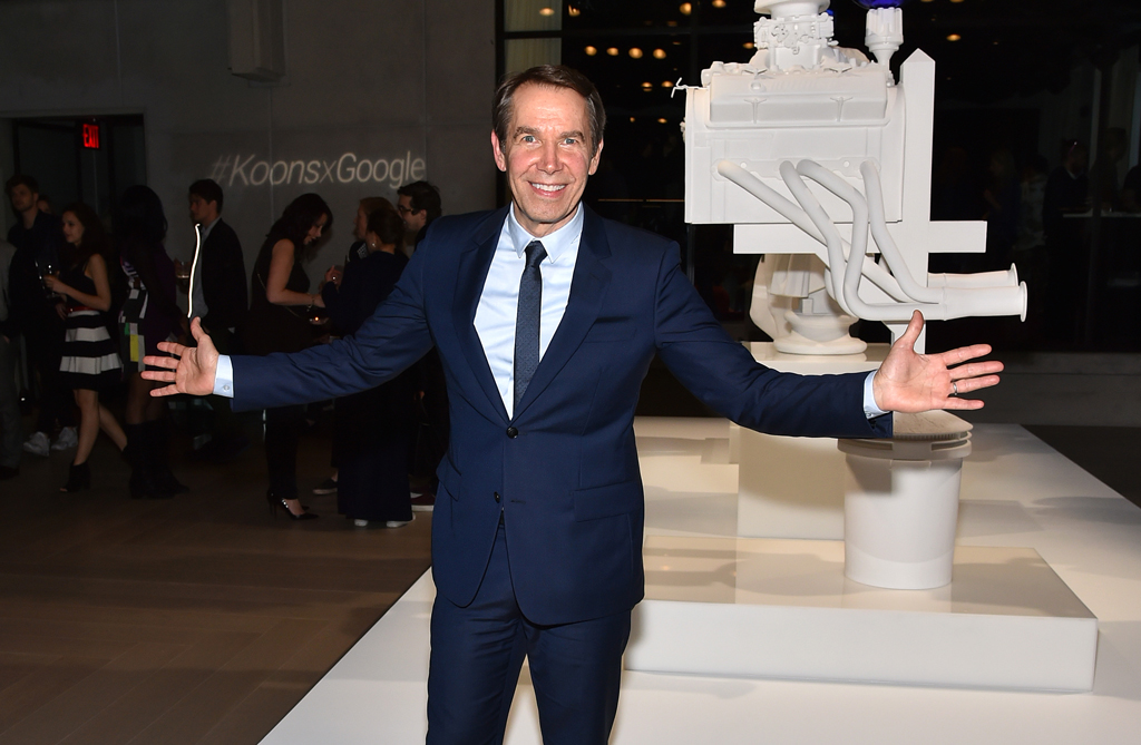 Moving Offices to Hudson Yards, Jeff Koons Studio Makes Layoffs