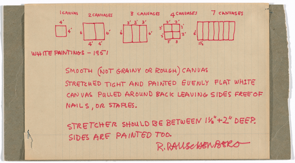 MoMA Adds 800 'Instruction Drawings' by 300 Artists via Gilbert B. and Lila Silverman Gift