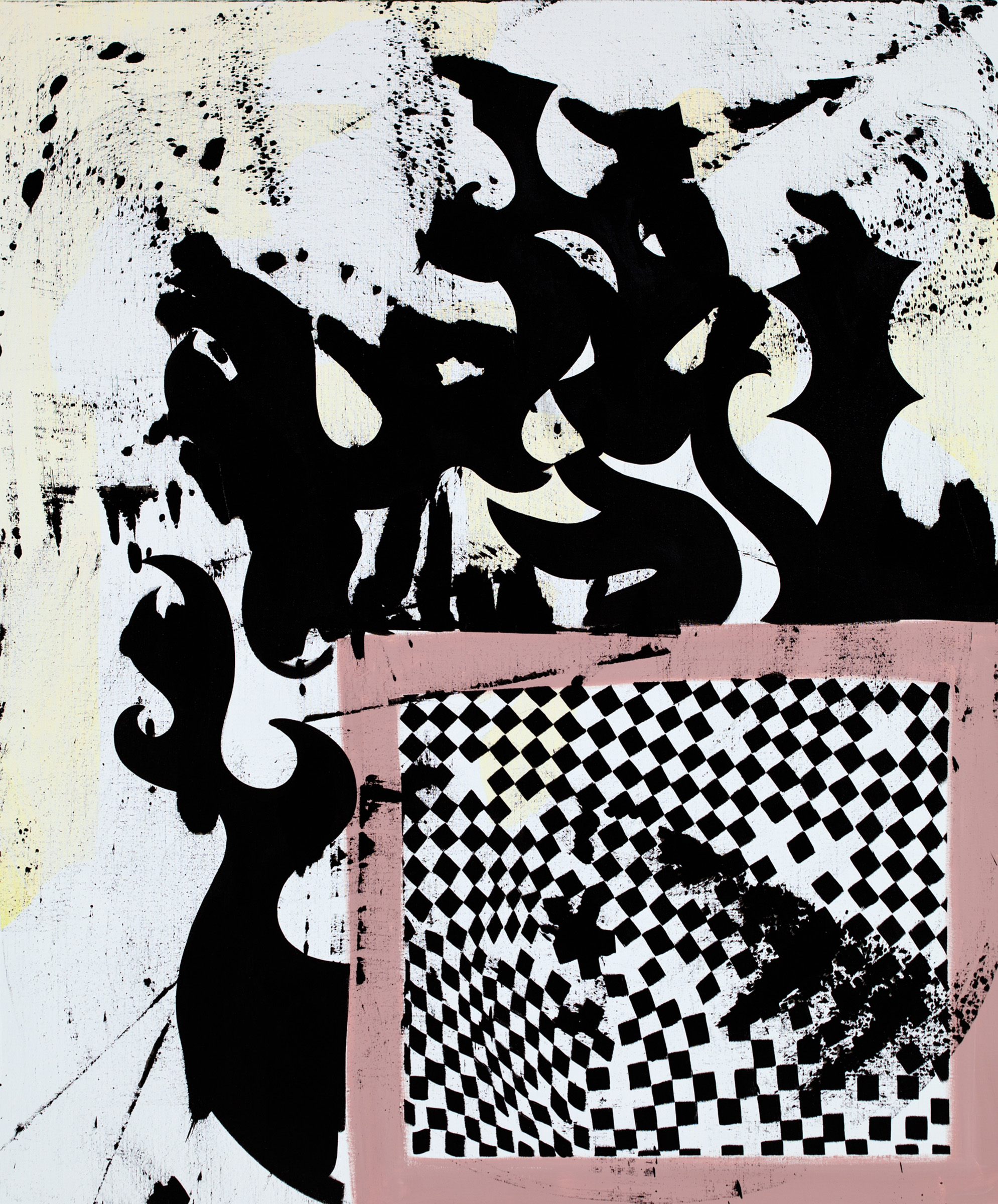 Hirshhorn Extends Charline von Heyl Show Shuttered by Shutdown