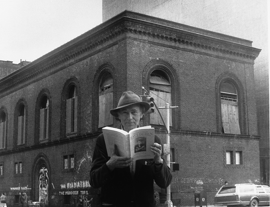 'That's the Cathedral of Cinema, Don't You Know It?': Jonas Mekas on the Wonders of Downtown New York
