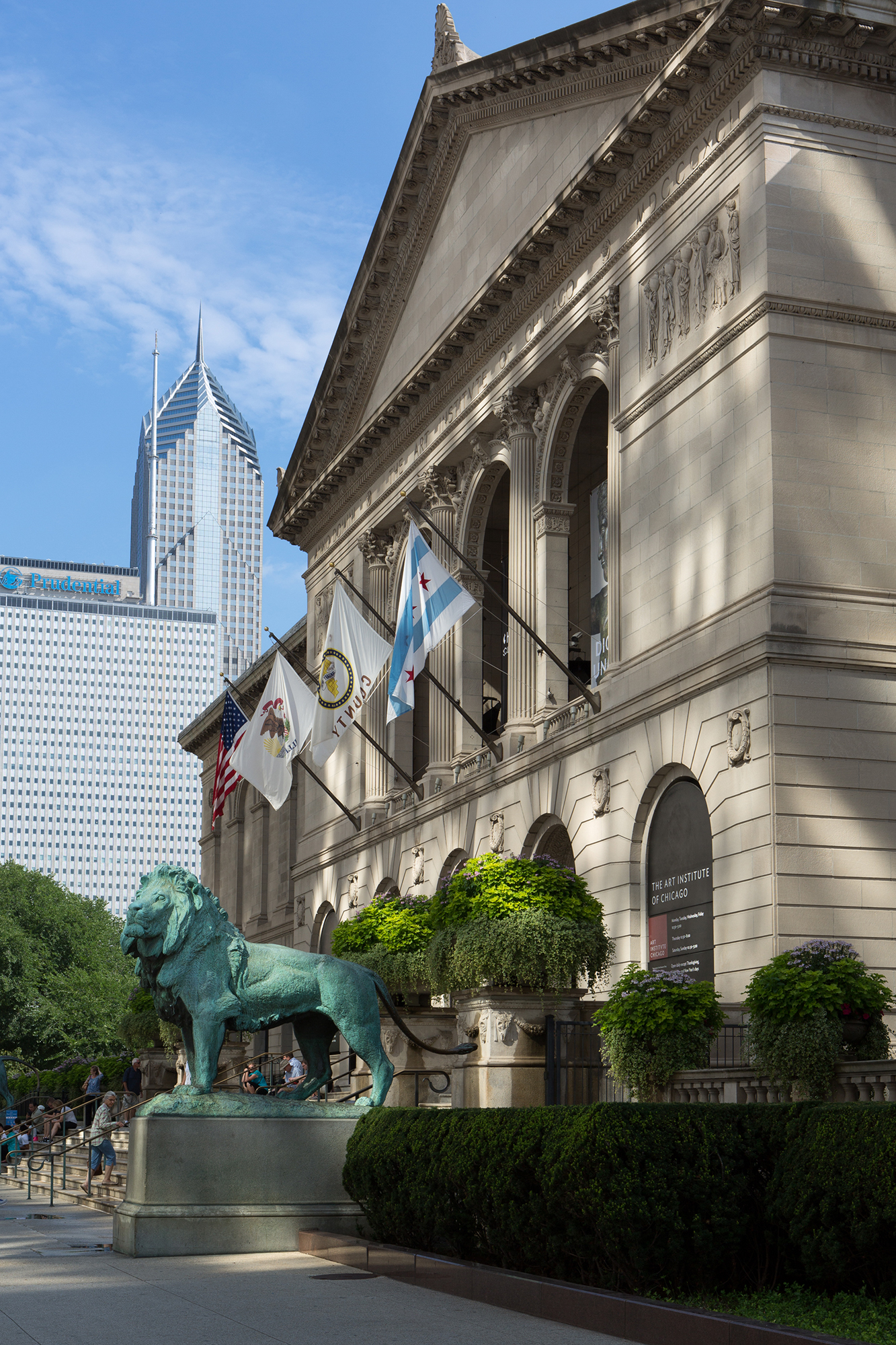 Chicago Art Museums Close Due to 'Extreme Weather'