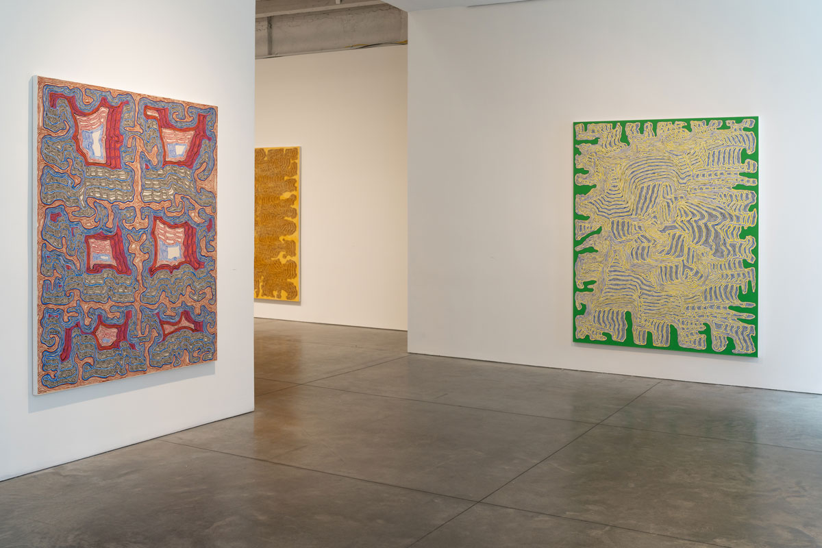 James Siena at Pace Gallery, New York