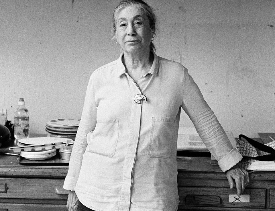 Susan Hiller, Conjurer of Paranormal Activity Through Conceptual Art, Has Died at 78