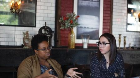 The ARTnews Accord: Jamillah James and