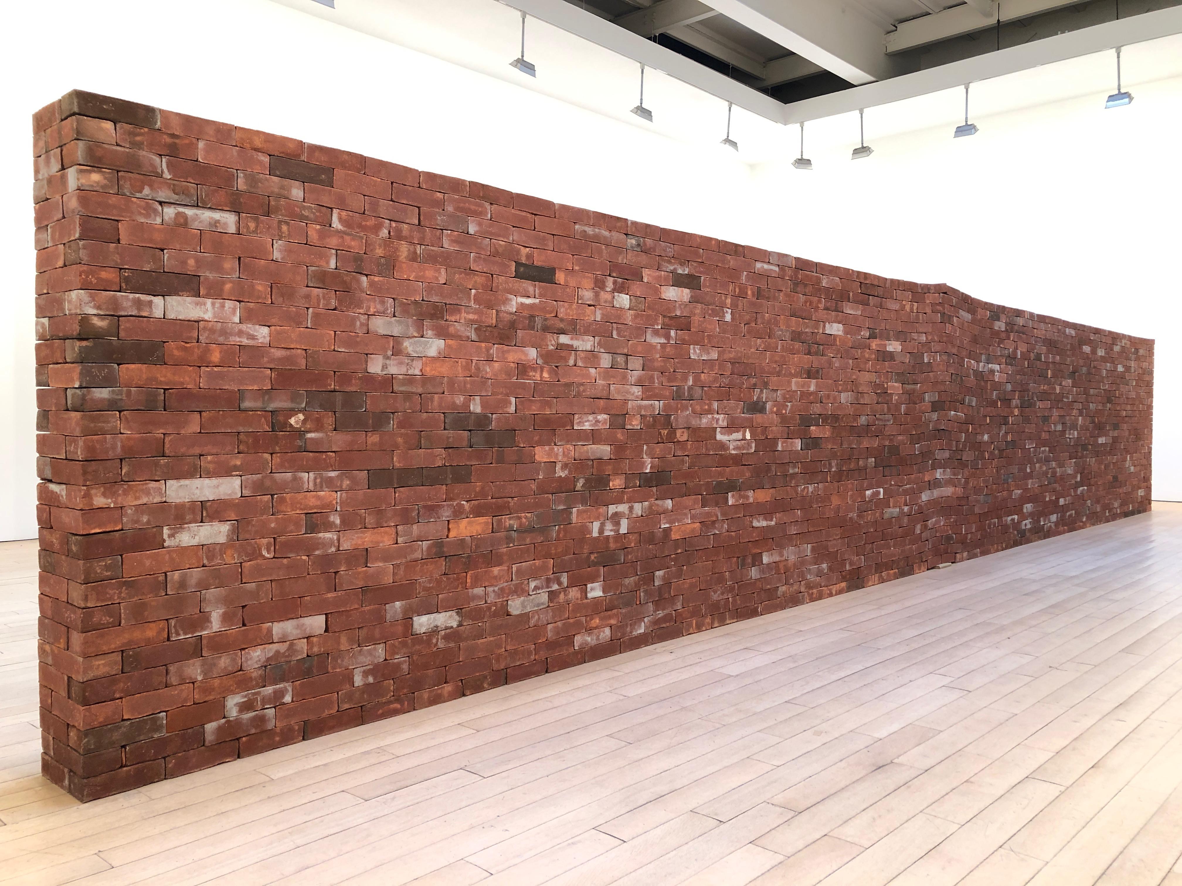 At James Cohan Gallery, Jorge Méndez Blake Builds a Wall