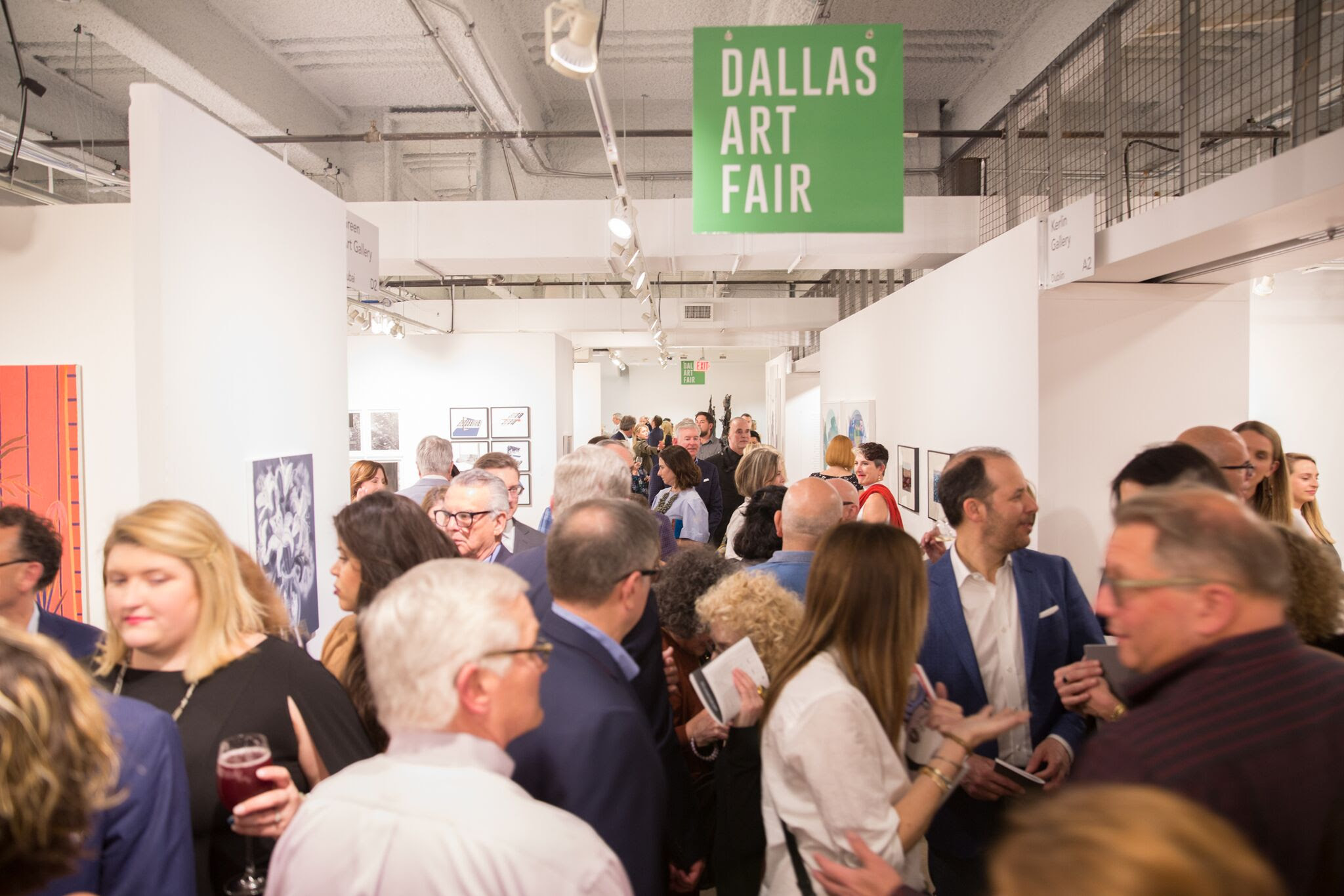Dallas Art Fair Names Exhibitors for Spring 2019