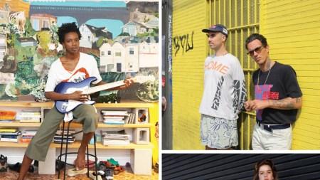 Uncommon Threads: Los Angeles's Boundary-Blurring Art