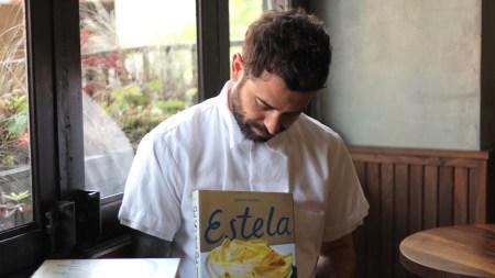Muses: Chef Ignacio Mattos, of Estela