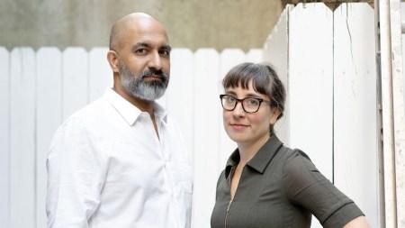 Prem Krishnamurthy and Tina Kukielski.