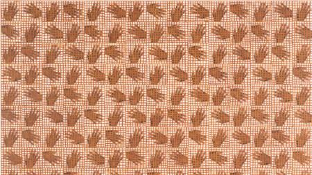 Review: McArthur Binion at Lehmann Maupin