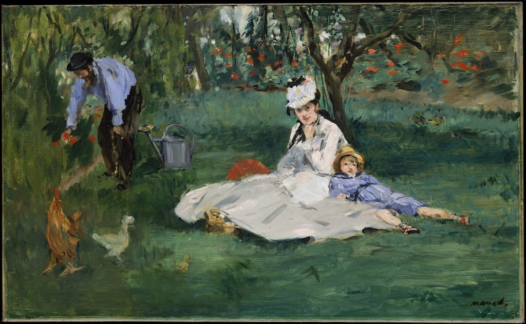 Morning Links: Monet's Crew Edition