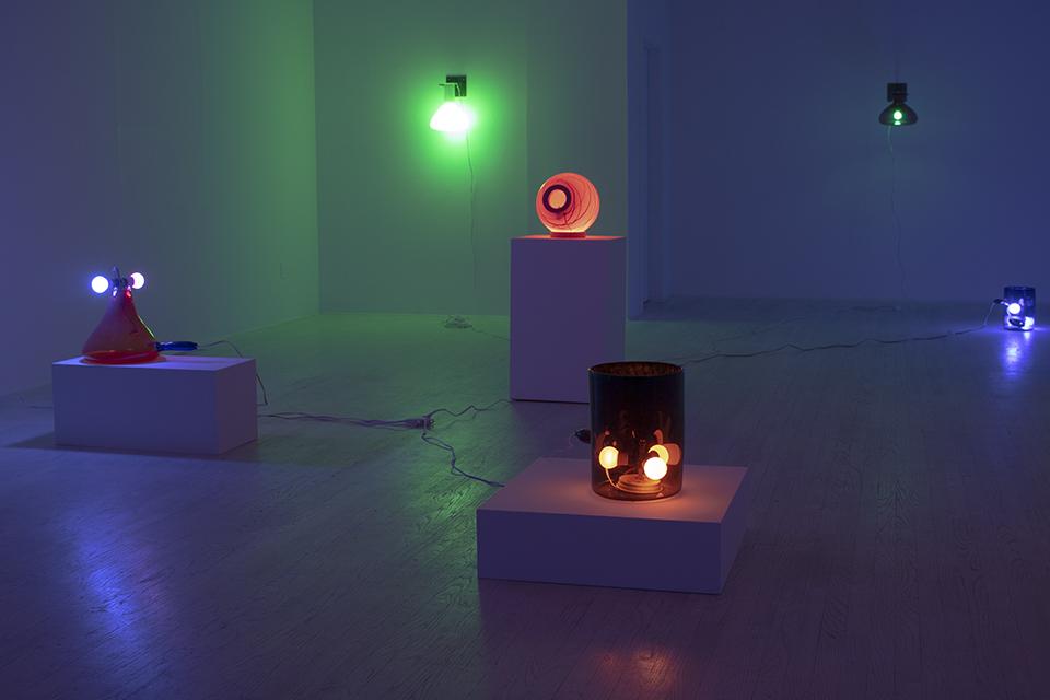 Elias Hansen at Halsey McKay Gallery, East Hampton