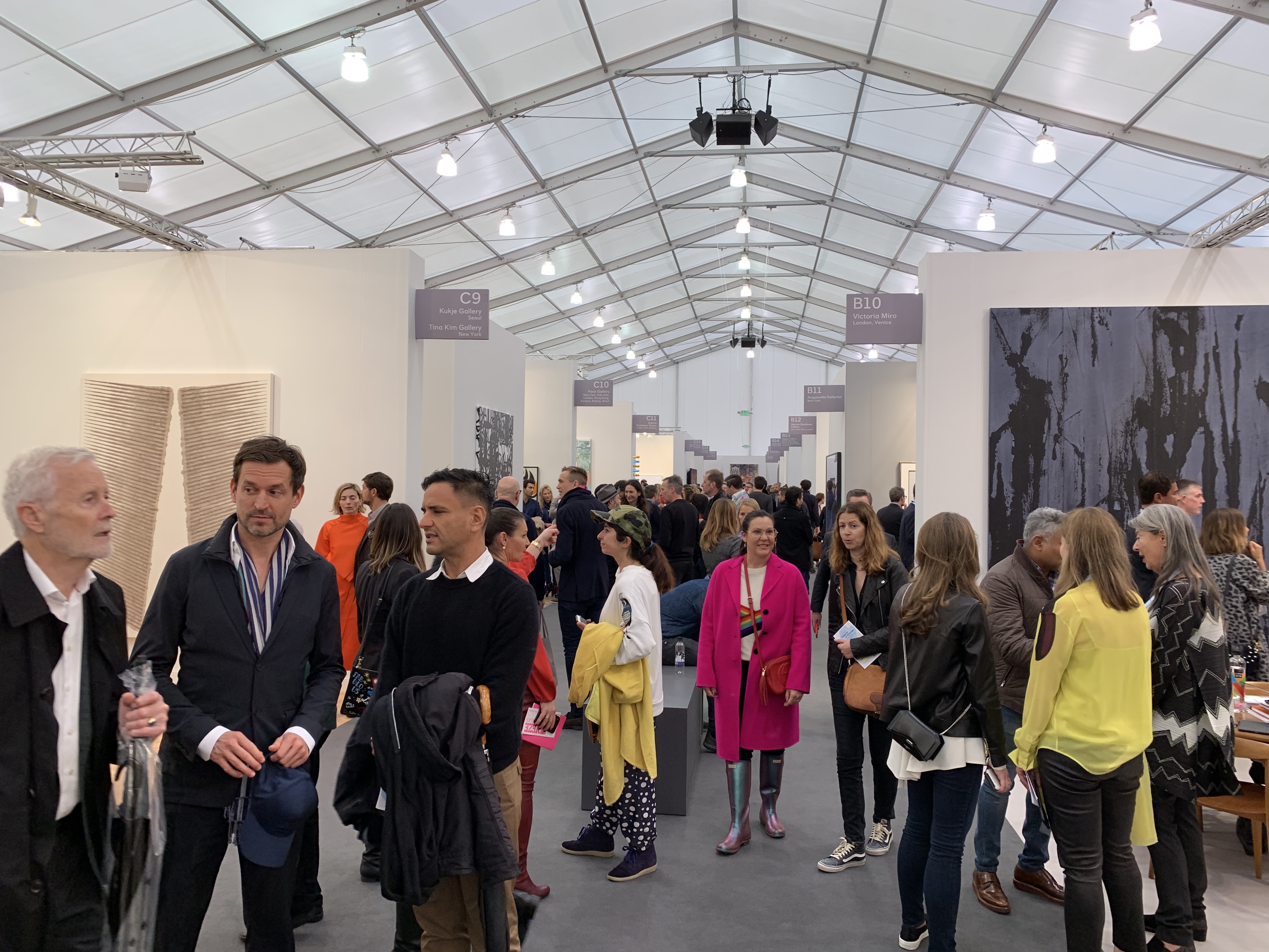 A Brief Look at the High—and Wildly Disparate—Prices Art Fairs Charge for Admission