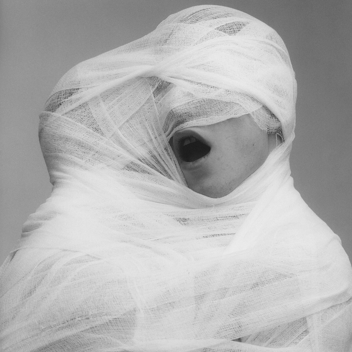 Robert Mapplethorpe at Madre, Naples, Italy
