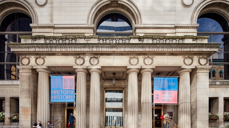 Chicago Architecture Biennial's 2019 Edition Tell