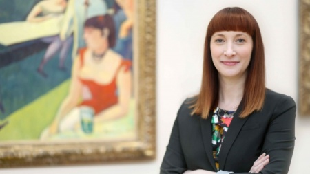 Nicole R. Myers Appointed Senior Curator