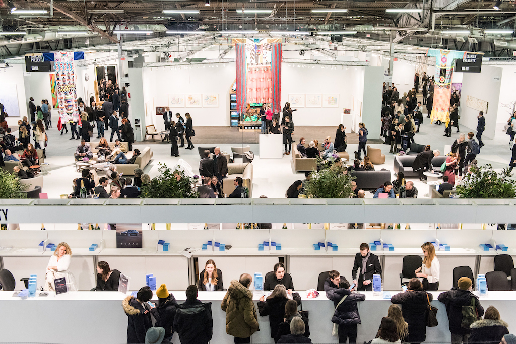 2019 Armory Week Art Fair Cheat Sheet -ARTnews