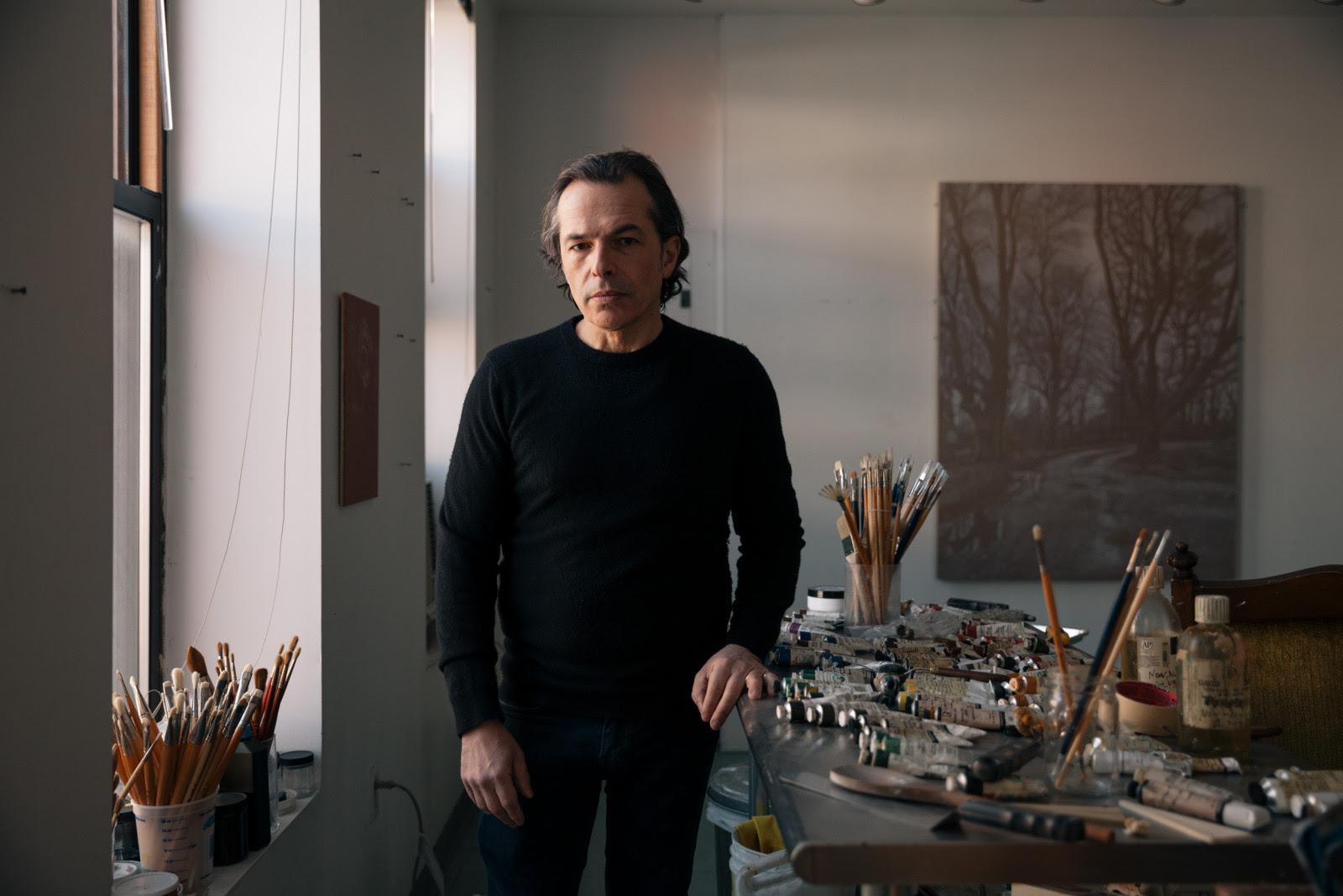Matvey Levenstein Joins Kasmin Gallery