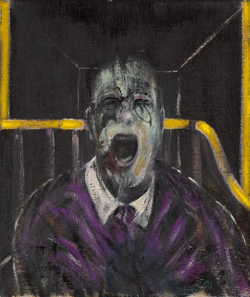 Estimated at $20 M –$30 M , Francis Bacon's 'Study For a Head' Will