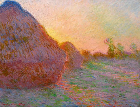 Claude Monet's Haystack Will Hit the Auction Block at Sotheby's New York in May with $55 M. Estimate