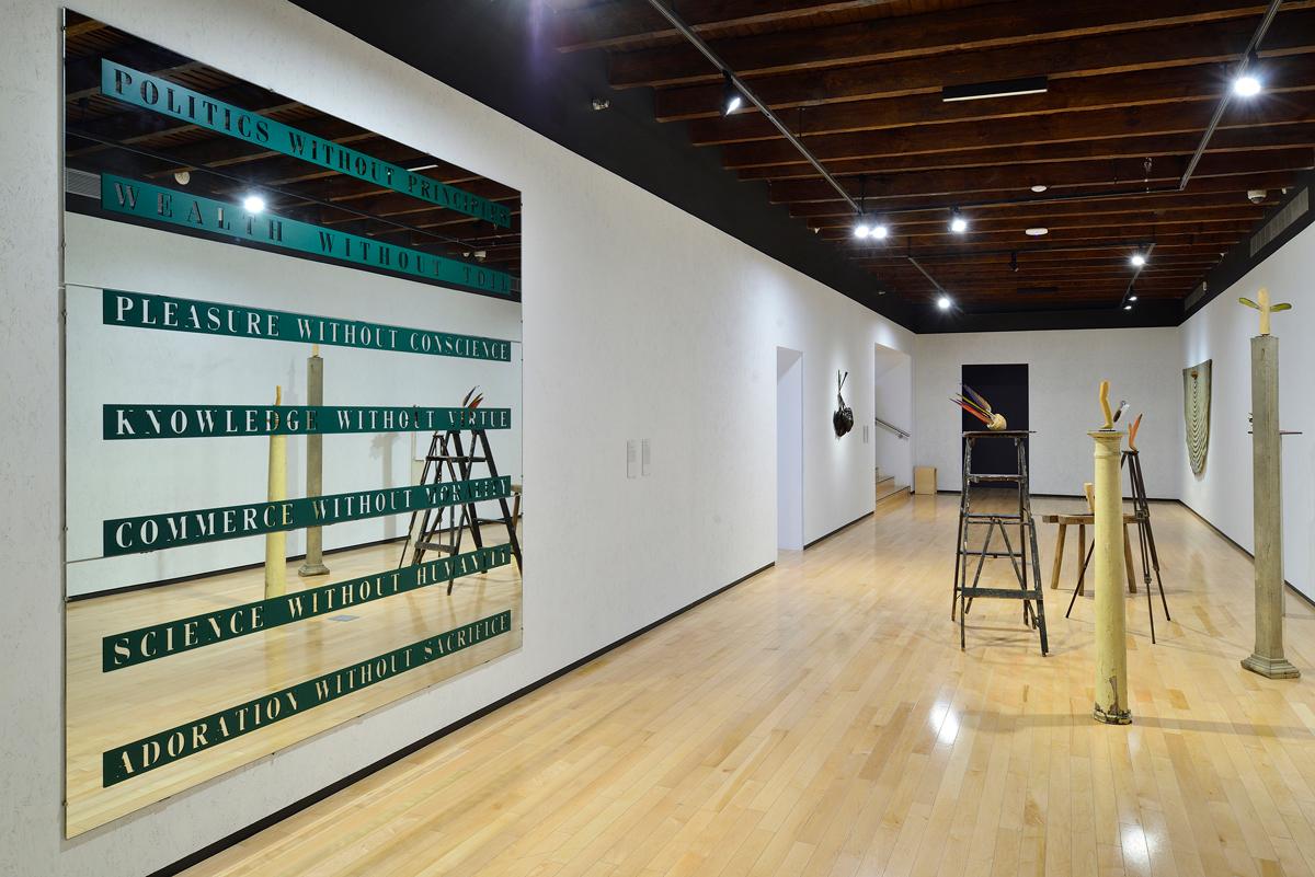 'Contemporary Art from the Colección Patricia Phelps de Cisneros' at Museo Amparo, Puebla, Mexico