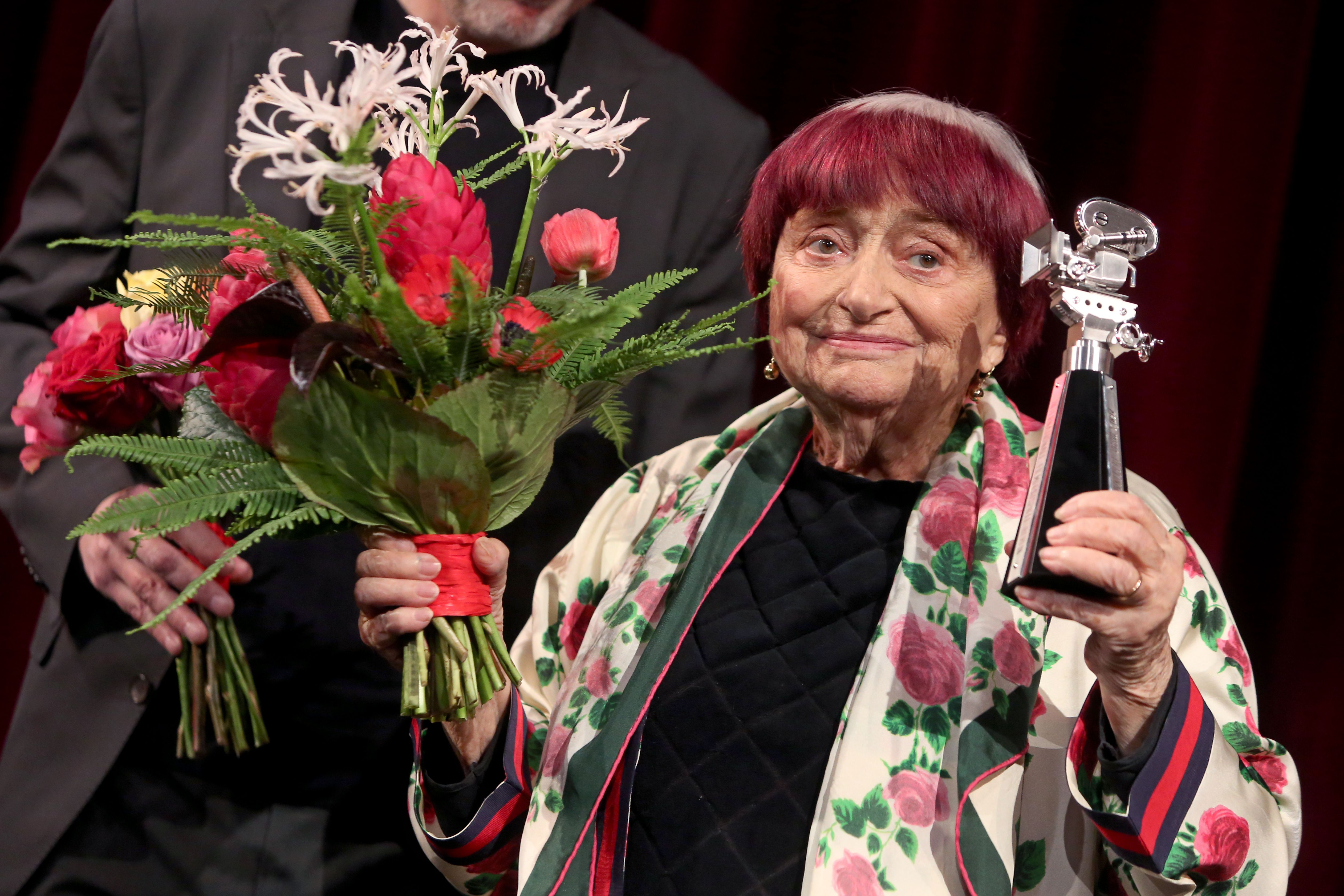 Agnès Varda, Celebrated French New Wave Filmmaker, Is Dead at 90
