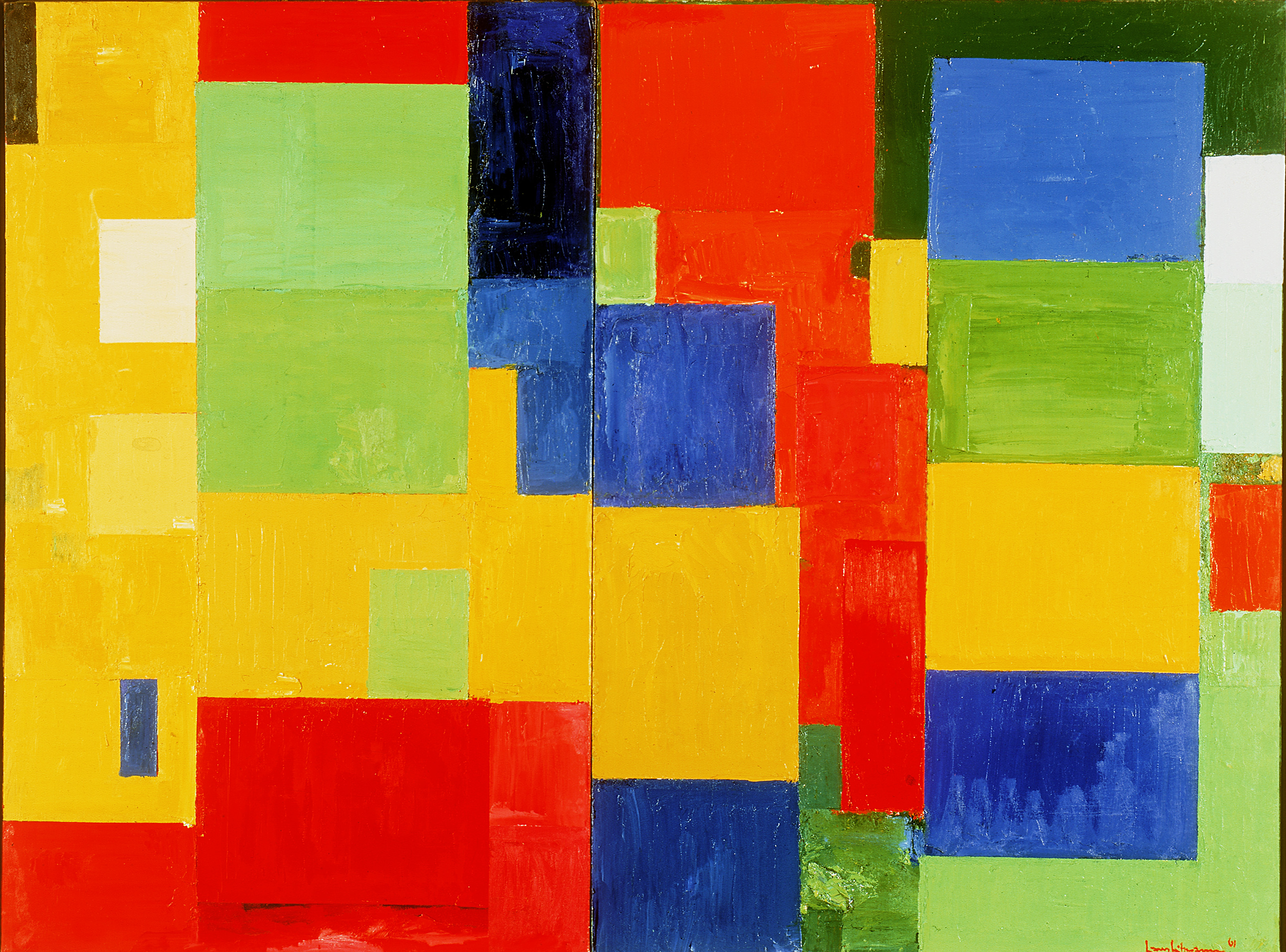 From the Archives: Fritz Bultman on the Achievement of Hans Hofmann, in 1963