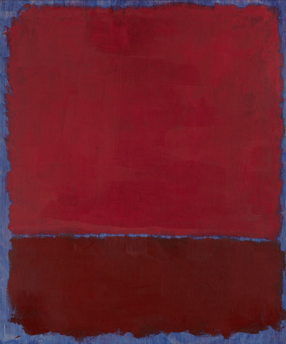 Sotheby's Will Offer 100-Plus Steinberg Collection Works, Including Two Rothkos, in New York in May