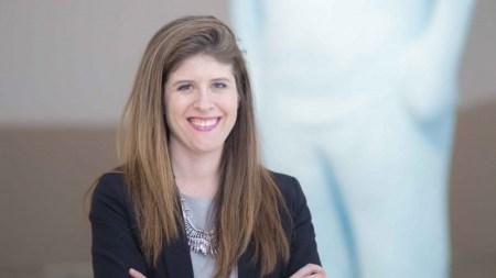 Anna Katherine Brodbeck Promoted Senior Curator