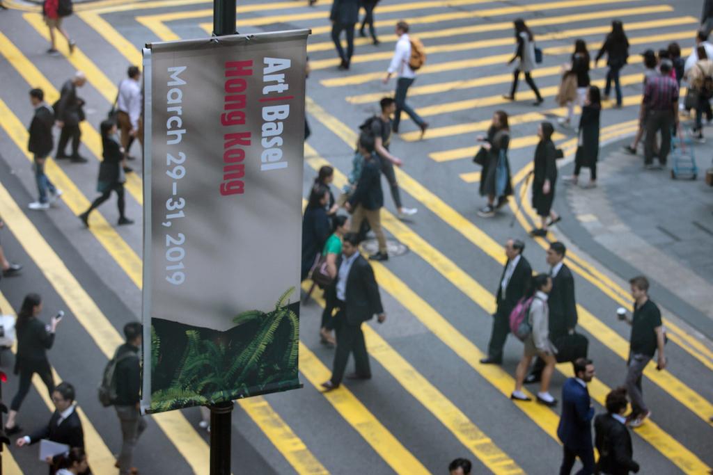 ARTnews's Complete Art Basel Hong Kong 2019 Coverage