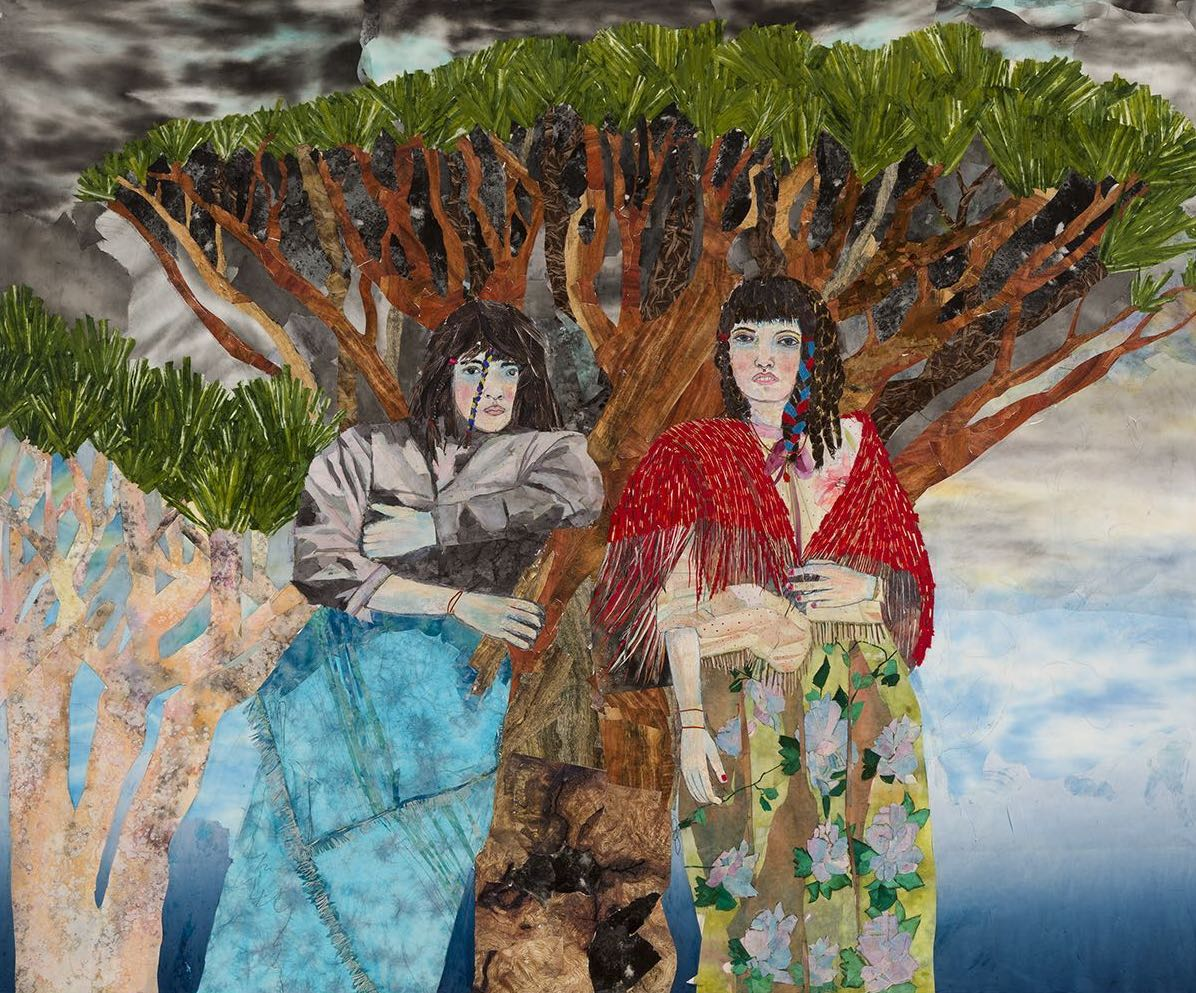 Maria Berrio Joins Kohn Gallery in Los Angeles