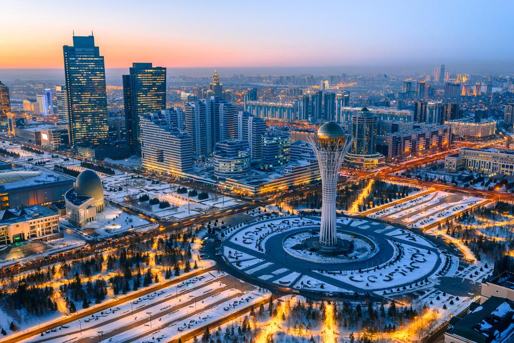 Kazakhstan's Venice Biennale Pavilion Cancelled
