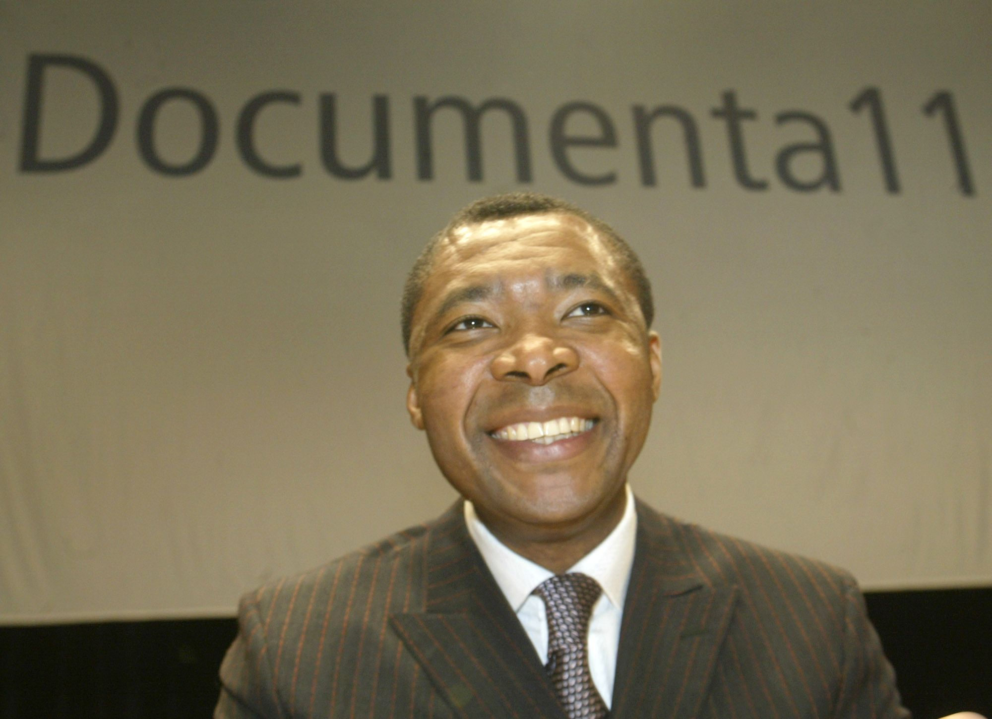 Okwui Enwezor, Pivotal Curator of Contemporary Art, Is Dead at 55 -