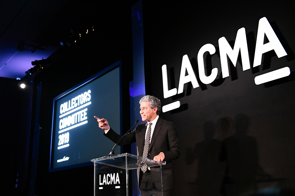 'A Momentous Weekend': LACMA's High-Stakes Collectors Committee Event Raises $2.4 M., Acquires Eight Works