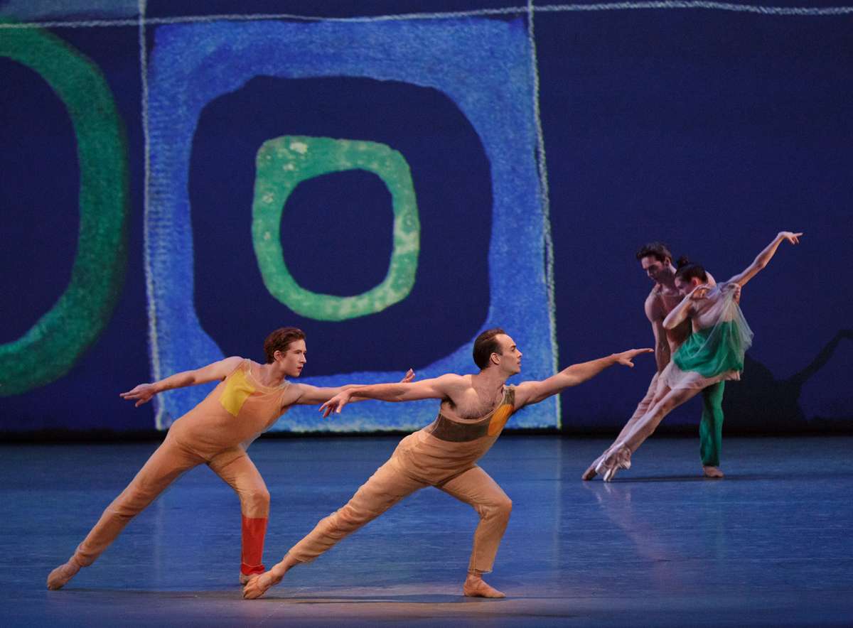 'Pictures at an Exhibition' at New York City Ballet