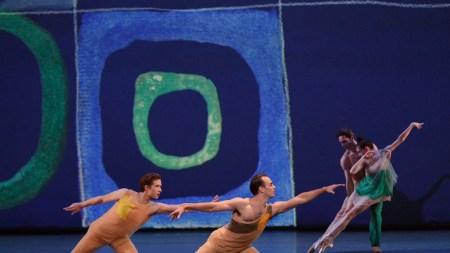'Pictures Exhibition' New York City Ballet