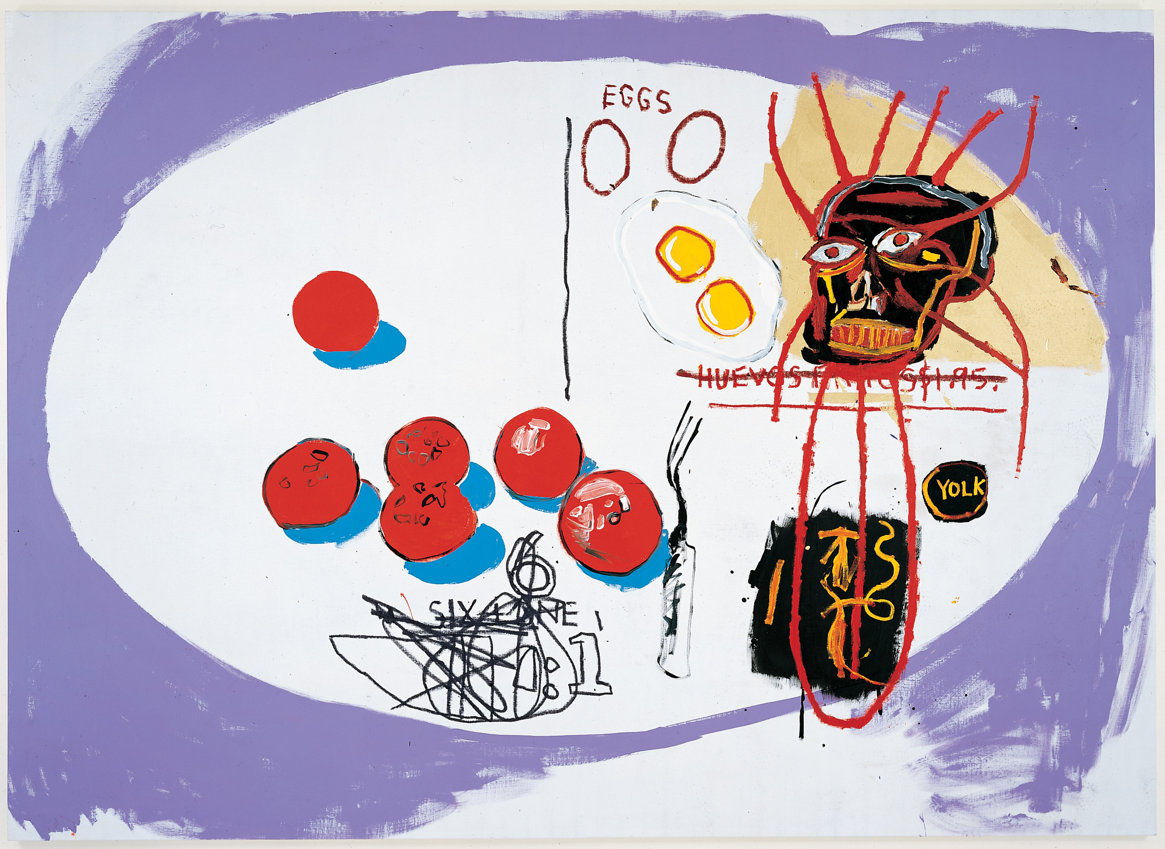 Jack Shainman Gallery to Host Show of Collaborative Works by Andy Warhol and Jean-Michel Basquiat in June