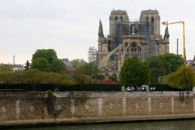 Gagosian Gallery to Stage Notre-Dame Benefit Exhibition
