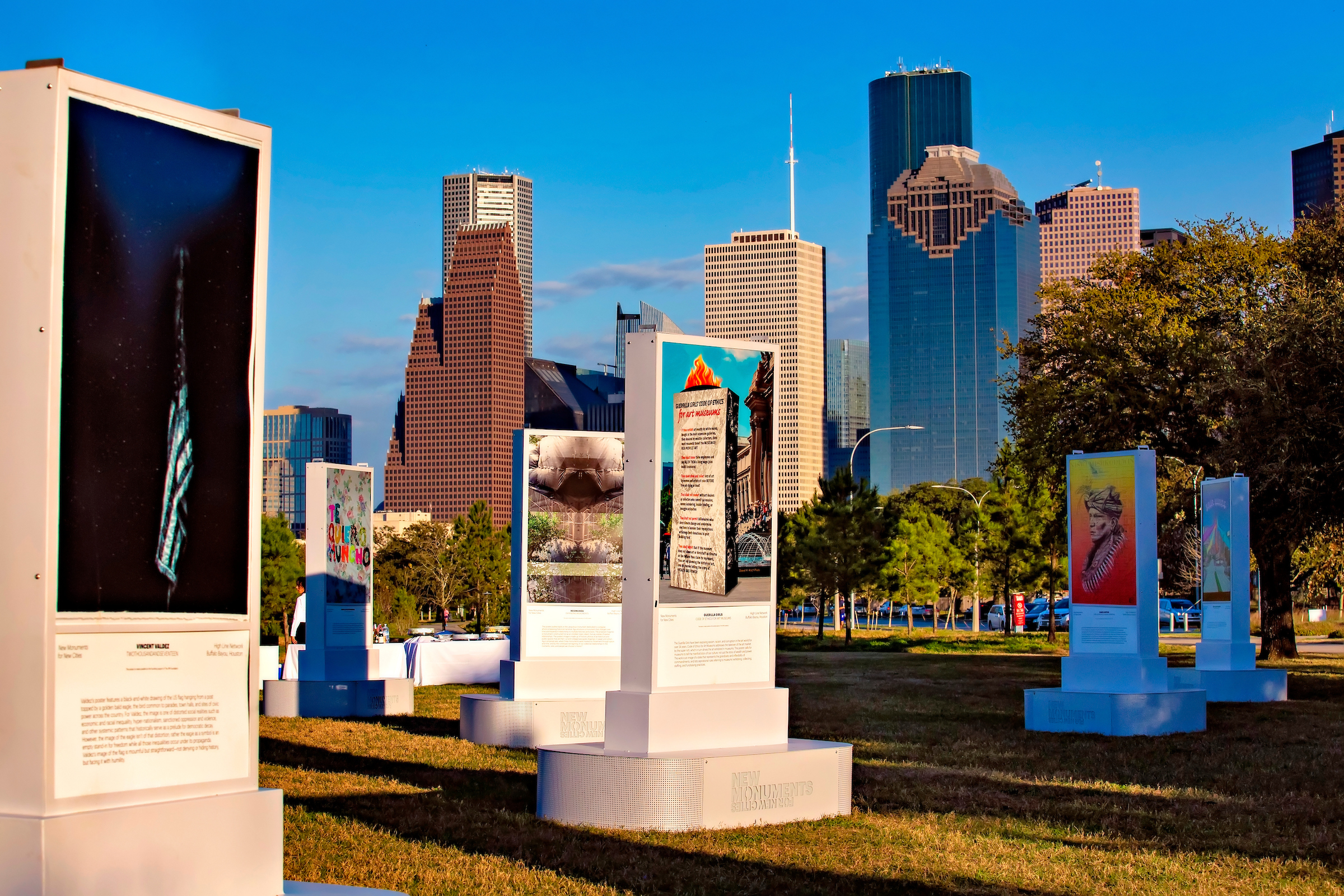 Commit to Memory: In a Houston Park, 25 Artists Propose 'New Monuments for New Cities'