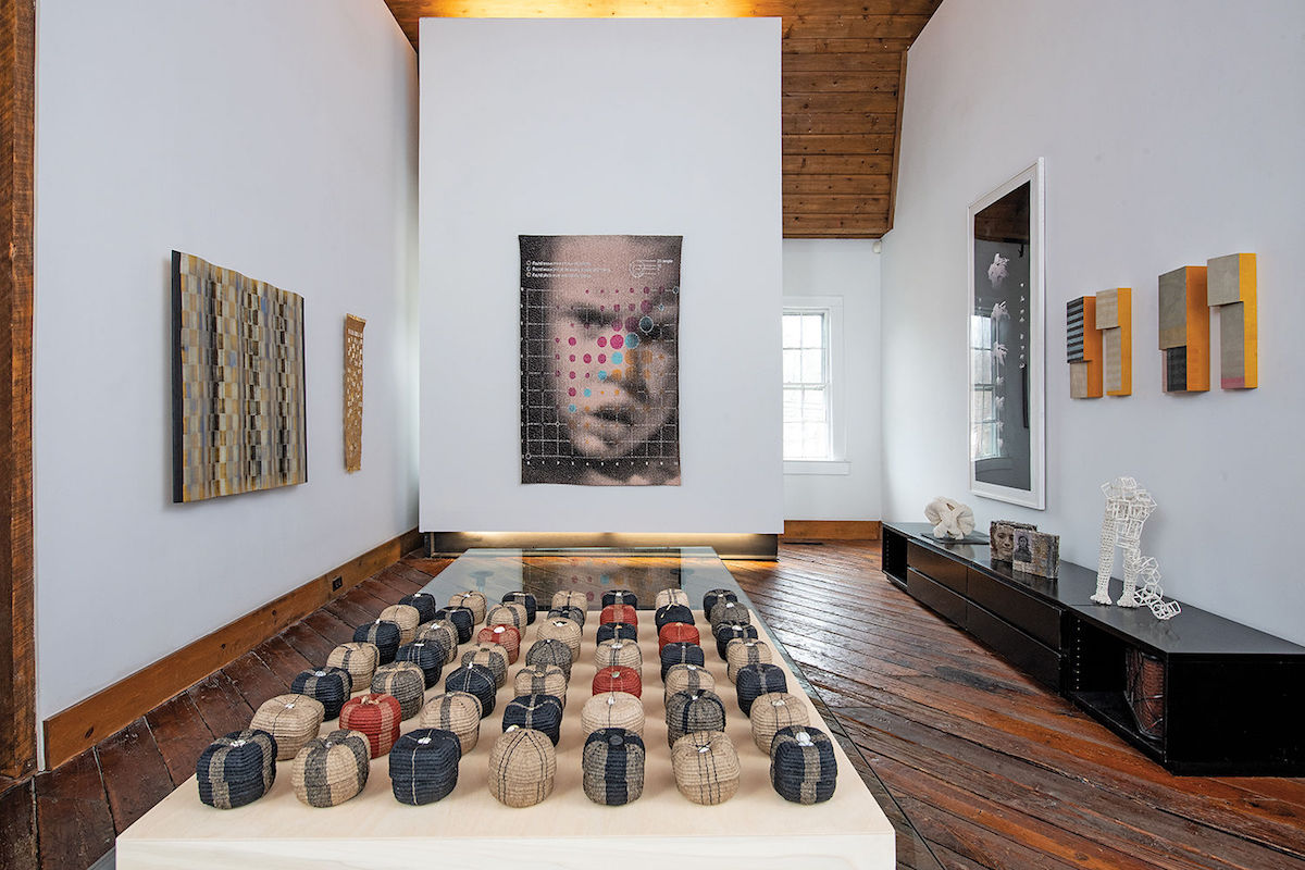 'Art + Identity: An International View' at browngrotta arts, Wilton, Connecticut