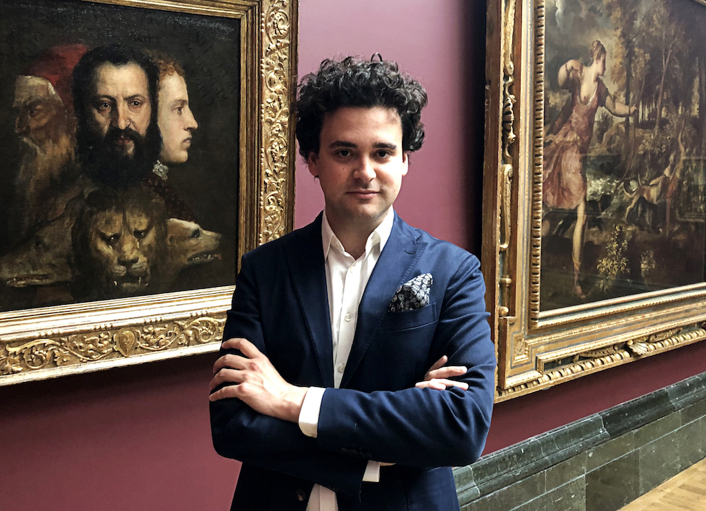 Dallas Museum of Art Appoints Julien Domercq as Assistant Curator of European Art