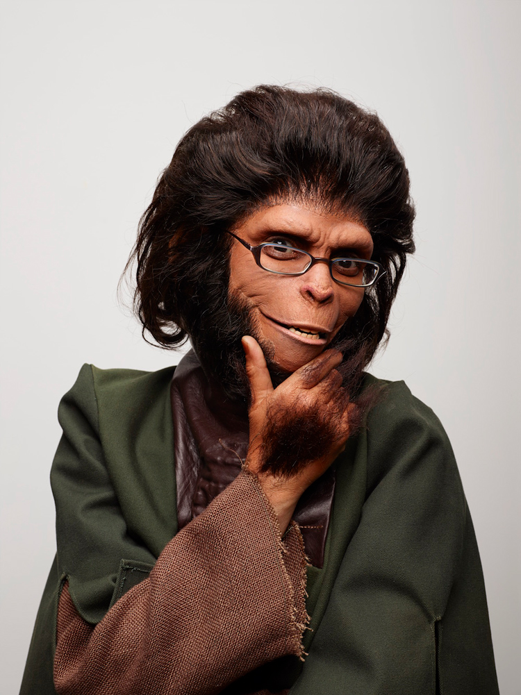 Coco Fusco as Dr. Zira.