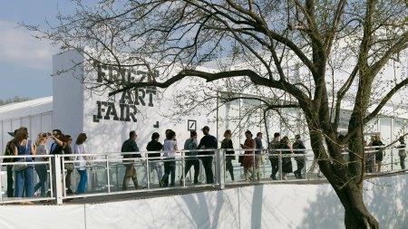 2019 Frieze Week Art Fair Cheat
