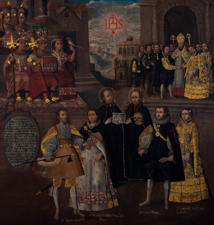Morning Links: Peruvian Painting at the Prado Edition